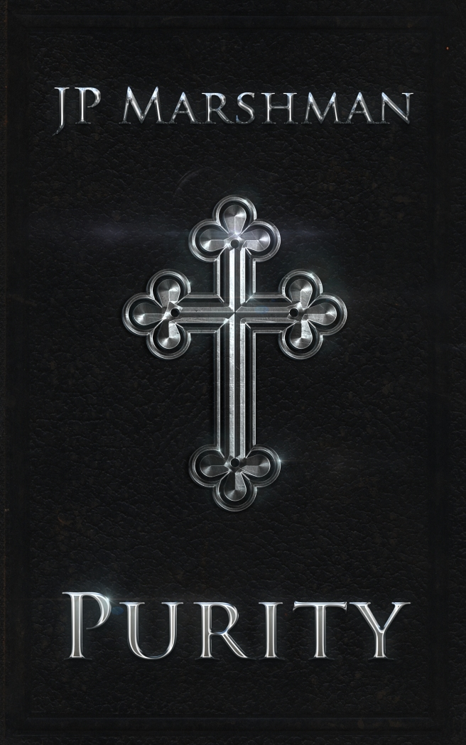 JP Marshman - Purity - Book Cover