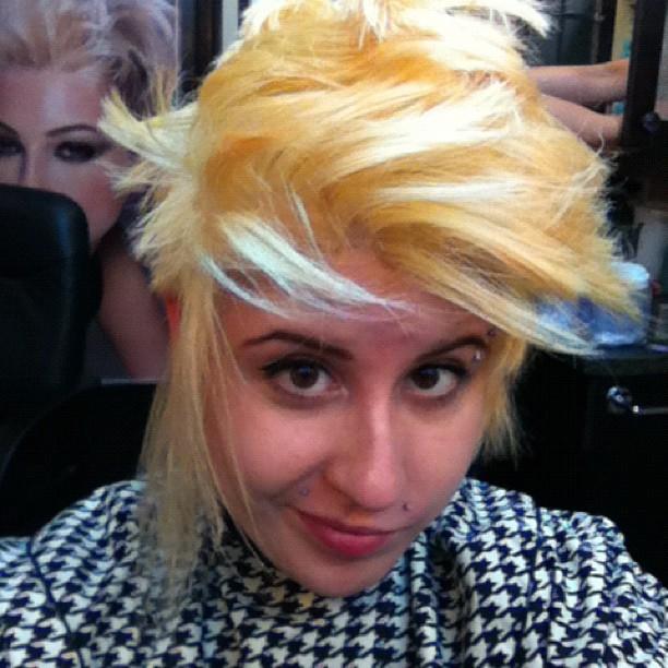 August 2012 bleach